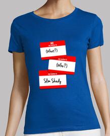 My name is Slim Shady M