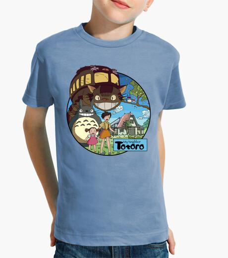 Ropa infantil My Neighbour Totoro - MorganaArt