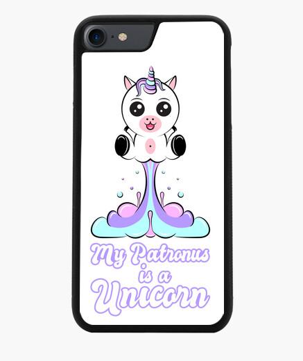 Coque Iphone 7 / 8 My Patronus is a Unicorn