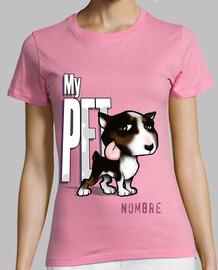 My Pet Bull Terrier