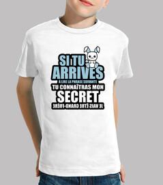 my secret I will be big brother