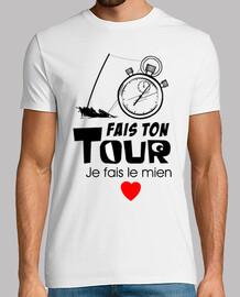 My Tour (en chrono)