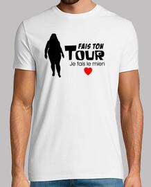 My Tour( en rondeur)
