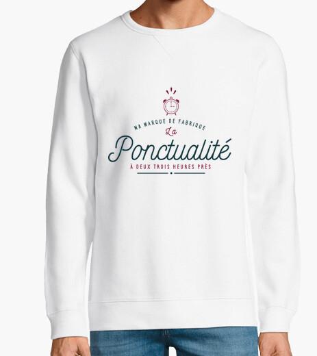 My trademark punctuality hoody