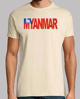 MYANMAR (BANDERA)