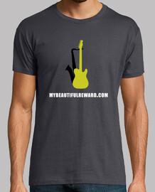 mybeautifulreward guitar and saxophone