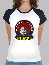 mystic falls - timberwolves