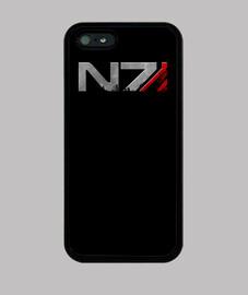 N7 Mass Effect  iPhone