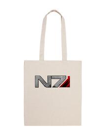 N7 Mass Effect Bolso