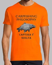 nº 19. filosofia carpfishing. hombre