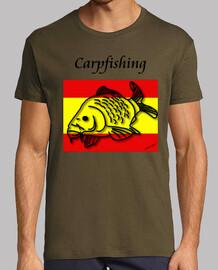 nº 23. carpfishing españa. hombre