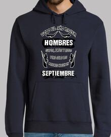 Nacen mejores Hombres Septiembre jersey
