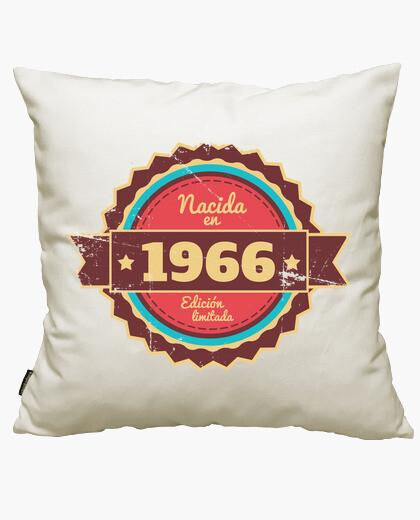 Funda cojín Nacida en 1966, Edición Limitada