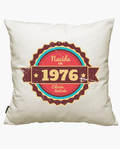 Funda cojín Nacida en 1976, Edición Limitada