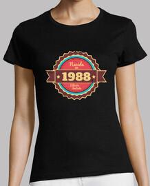 Nacida en 1988, Edición Limitada, 31 años