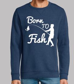 nacido a los regalos de pescado