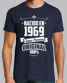 Nacido en 1969, Calidad Premium, Origin