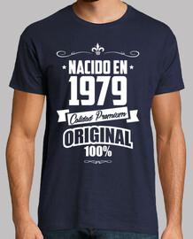 Nacido en 1979, Calidad Premium, Origin