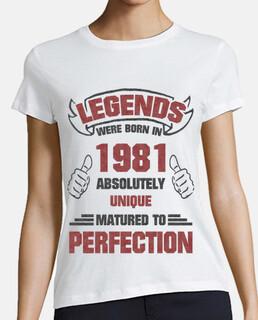 nacido en 1981 y leyendas