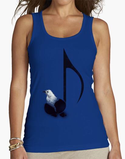 Camiseta nacido para cantar