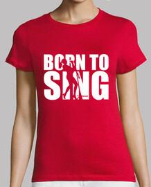 nacido para cantar