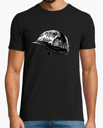 Camiseta nacido para matar-full metal jacket-mov