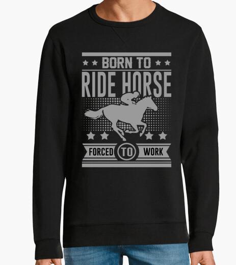 Jersey Nacido para montar a caballo obligado a