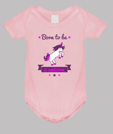 nacido para ser un unicornio