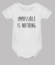 nada es imposible / courage