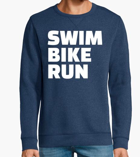 Jersey nadar en bicicleta