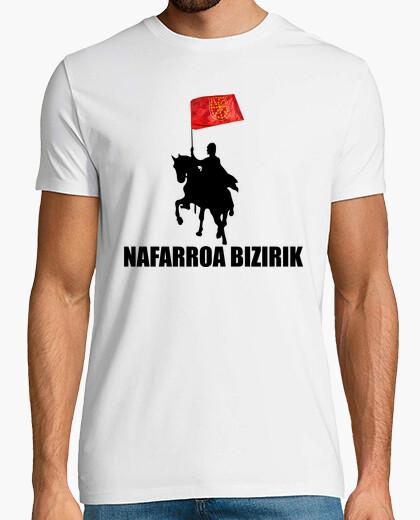 Camiseta Nafarroa Bizirik
