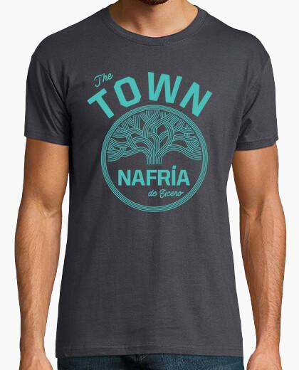 Tee-shirt nafría la ville
