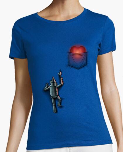 T-Shirt nah an meinem herzen (mit harantula)