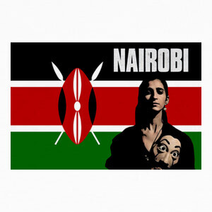 Nairobi T-shirts