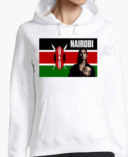 Nairobi hoodie
