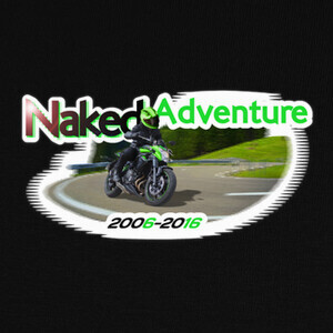 Camisetas Naked Adventure