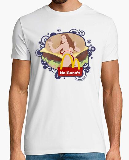 T-shirt nalgonas (lui)