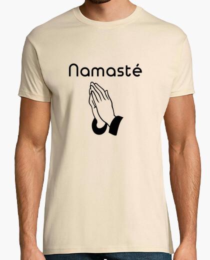 Tee-shirt Namasté