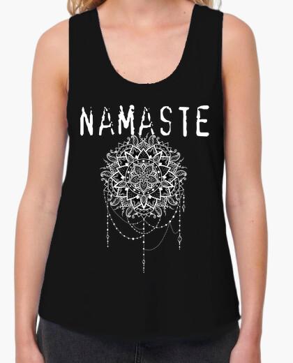 Camiseta NAMASTE MANDALA