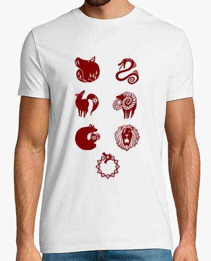 Nanatsu not taizai. t-shirt