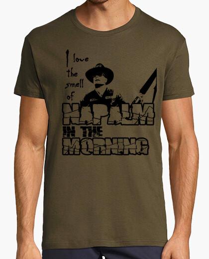 Camiseta Napalm In The Morning