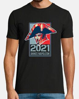 napoleon bonaparte année 2021 anniversaire du bicentenaire de sa mort dire en français