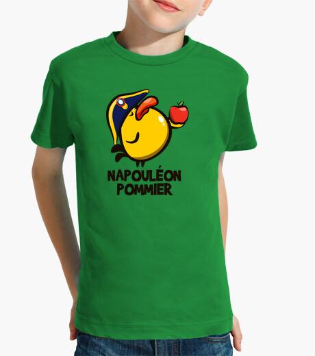 Vêtements enfant Napouléon pommier