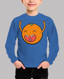 Naranja feliz