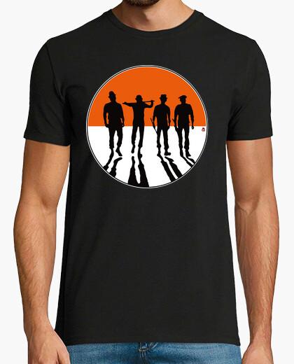 Camiseta Naranja Mecanica,