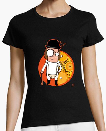 Camiseta Naranja mecanica