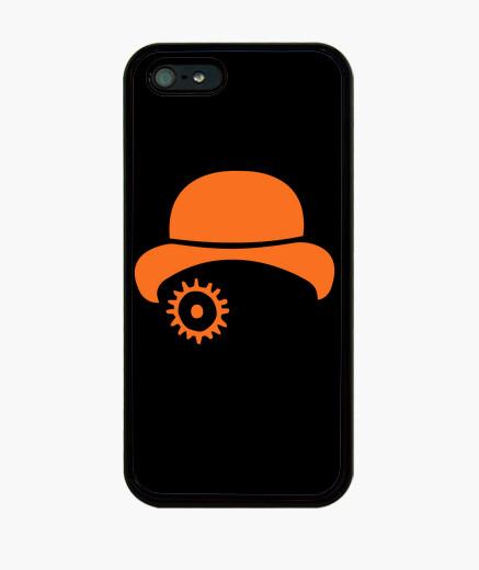 Funda iPhone Naranja Mecánica
