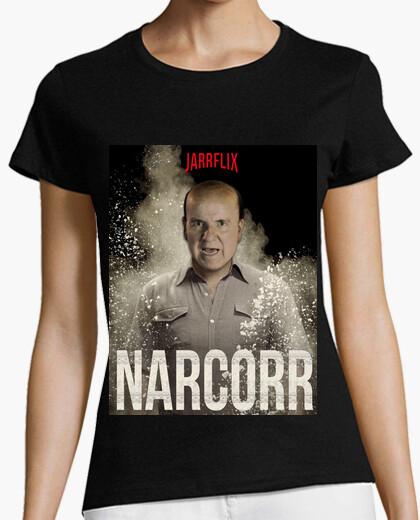 Camiseta NARCORR ( Chiquito vs Narcos )