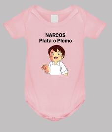 narcos / body cadres série