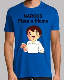 narcos / quadri uomo